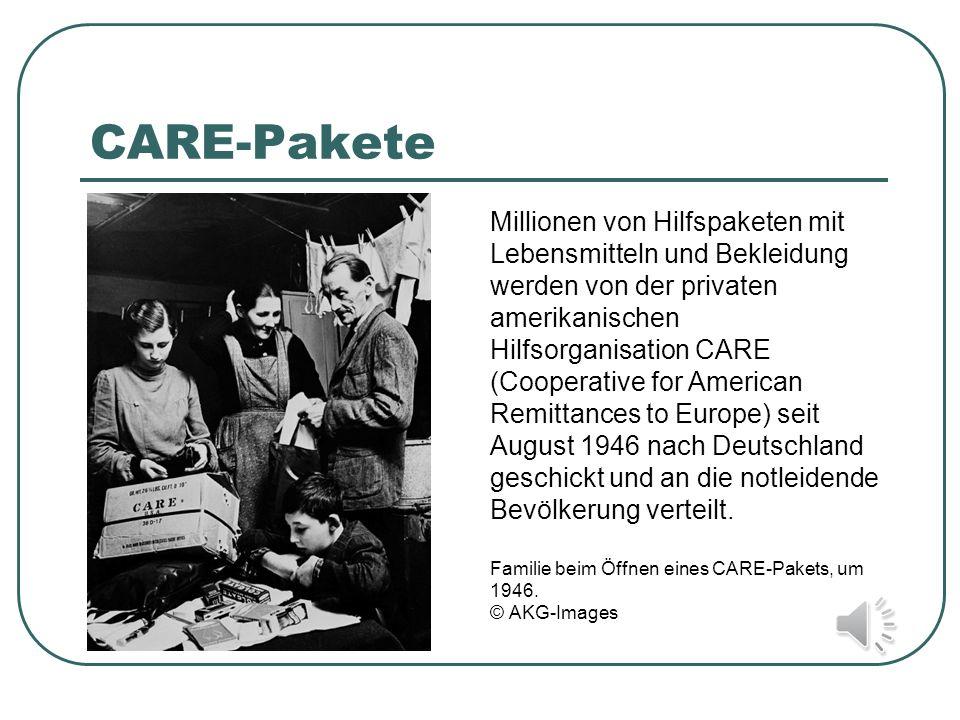 CARE-Pakete