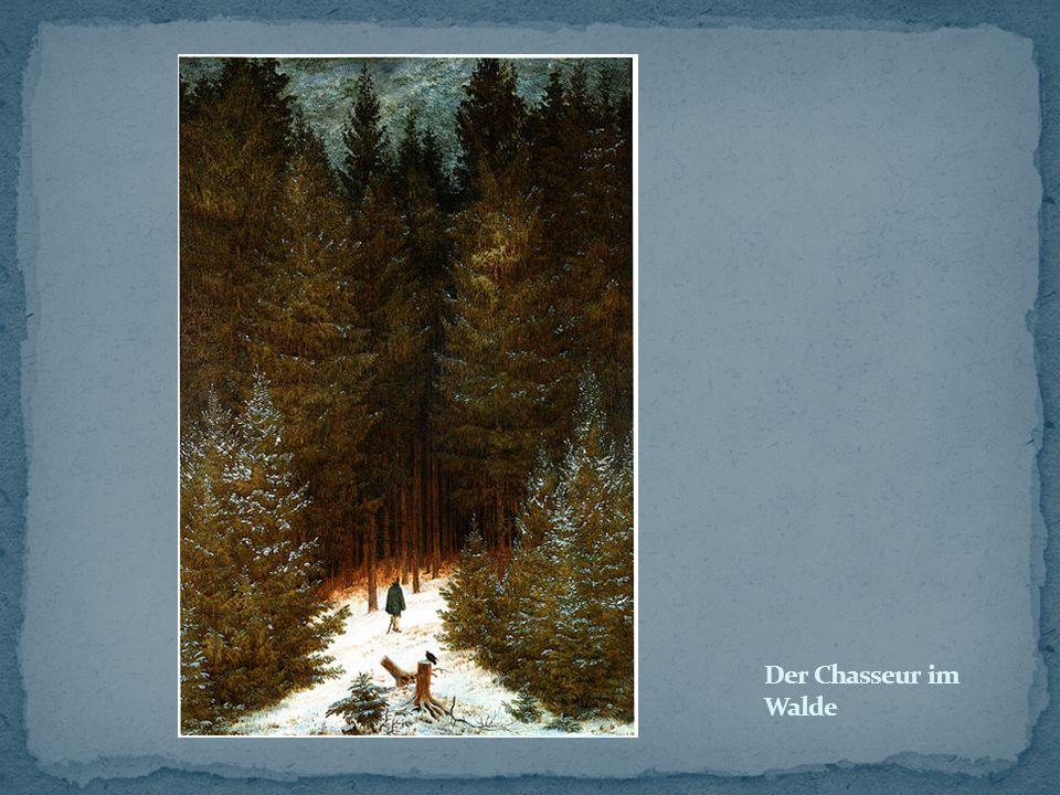 Der Chasseur im Walde