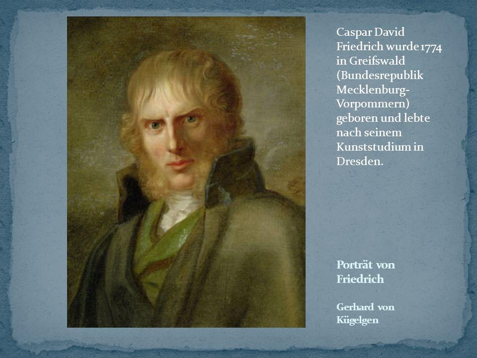 Porträt von Friedrich Gerhard von Kügelgen