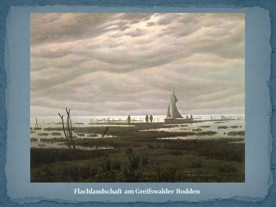 Flachlandschaft am Greifswalder Bodden