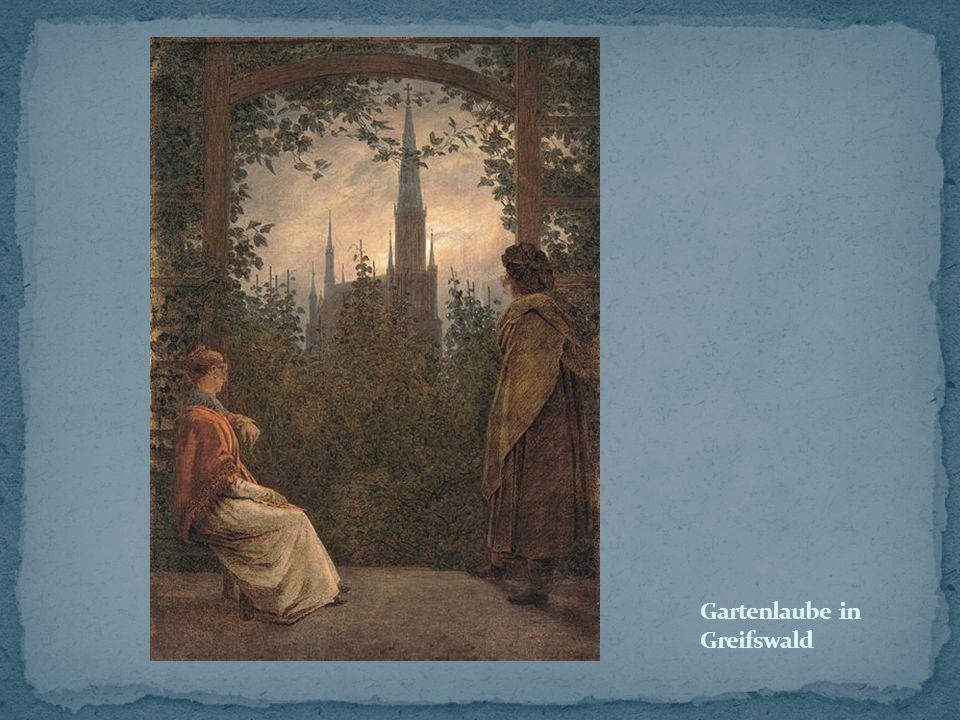 Gartenlaube in Greifswald