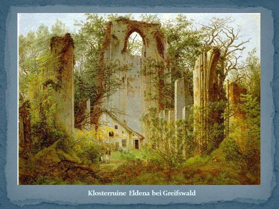 Klosterruine Eldena bei Greifswald