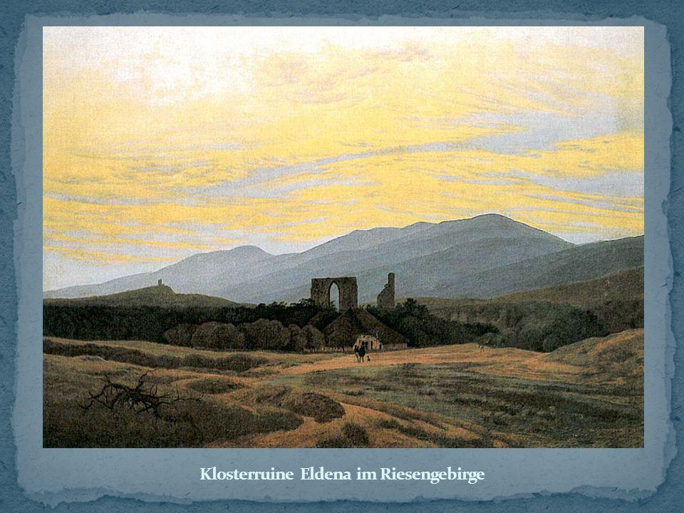 Klosterruine Eldena im Riesengebirge