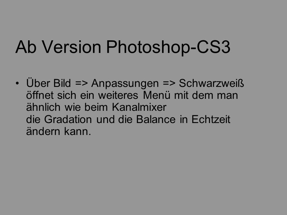 Ab Version Photoshop-CS3