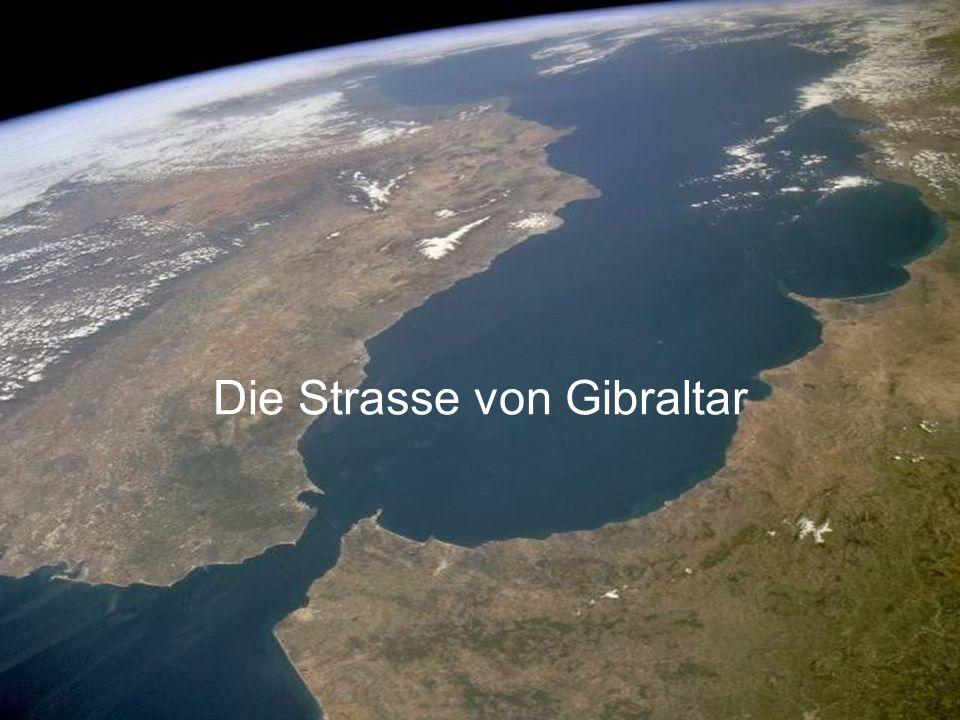 Die Strasse von Gibraltar