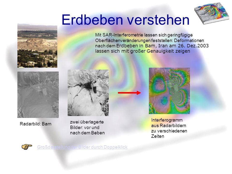 Erdbeben verstehen