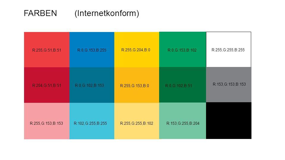 FARBEN (Internetkonform)