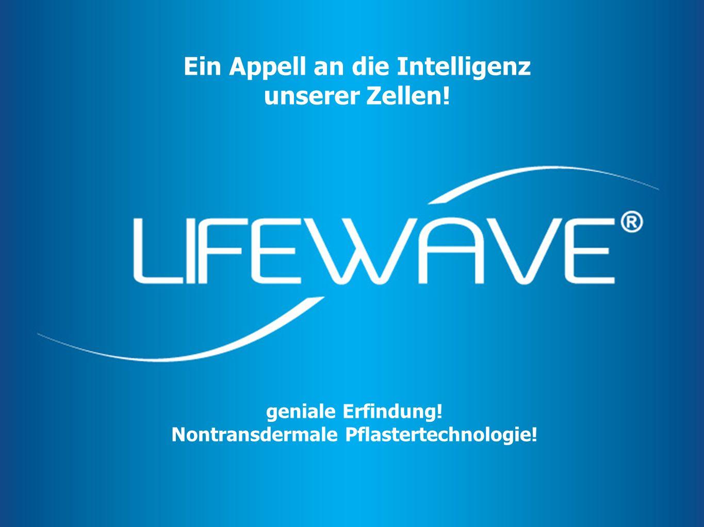 Ein Appell an die Intelligenz Nontransdermale Pflastertechnologie!