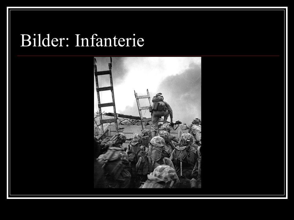Bilder: Infanterie