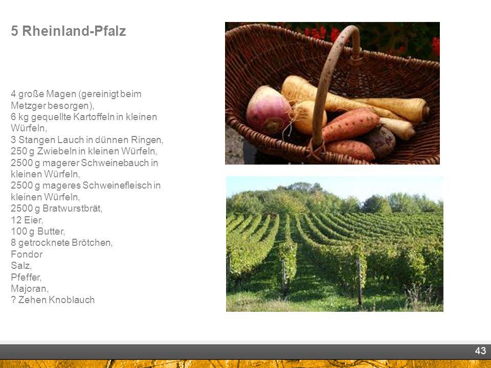 5 Rheinland-Pfalz