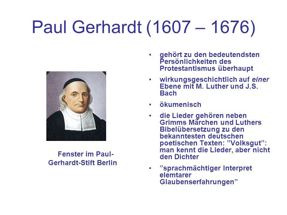 Fenster im Paul-Gerhardt-Stift Berlin