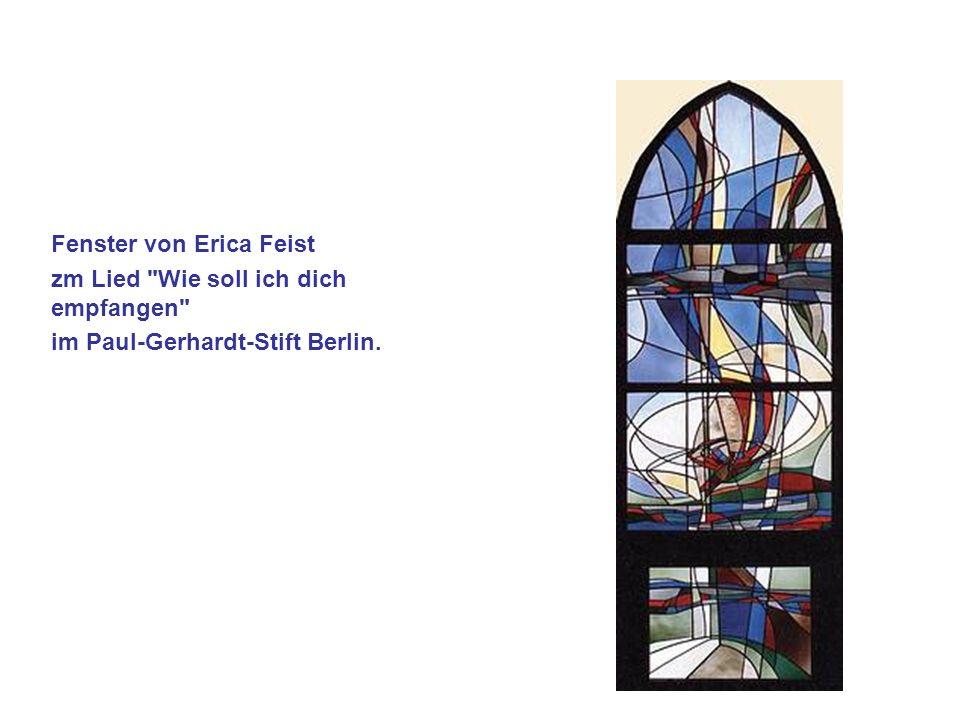 Fenster von Erica Feist