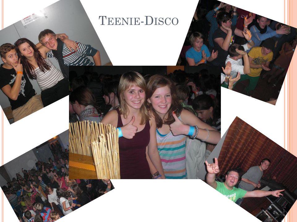 Teenie-Disco