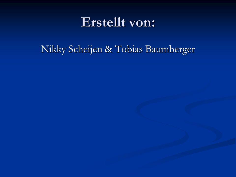 Nikky Scheijen & Tobias Baumberger