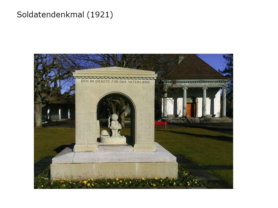 Soldatendenkmal (1921)