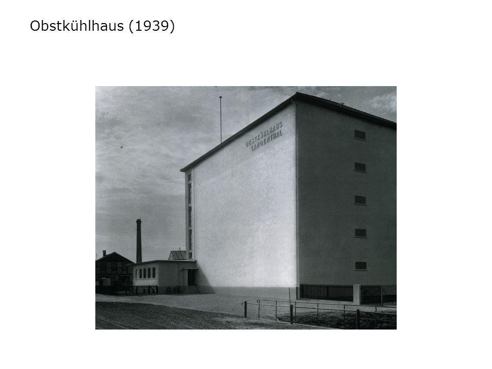 Obstkühlhaus (1939)