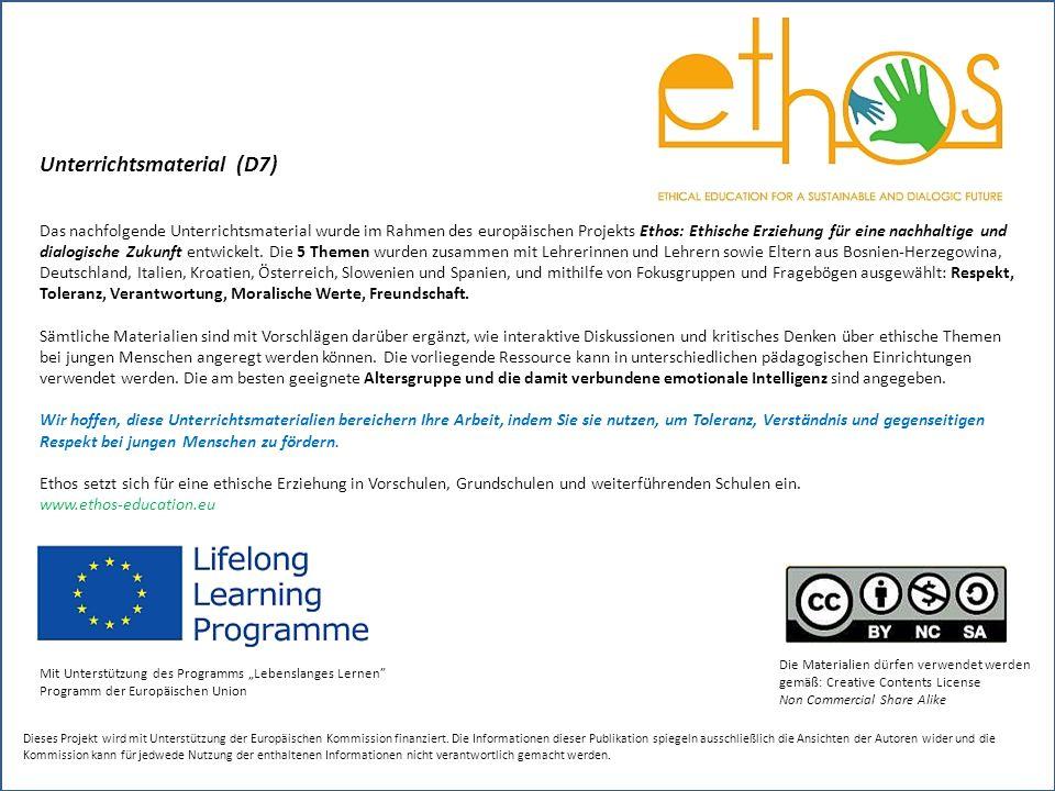 Unterrichtsmaterial (D7)