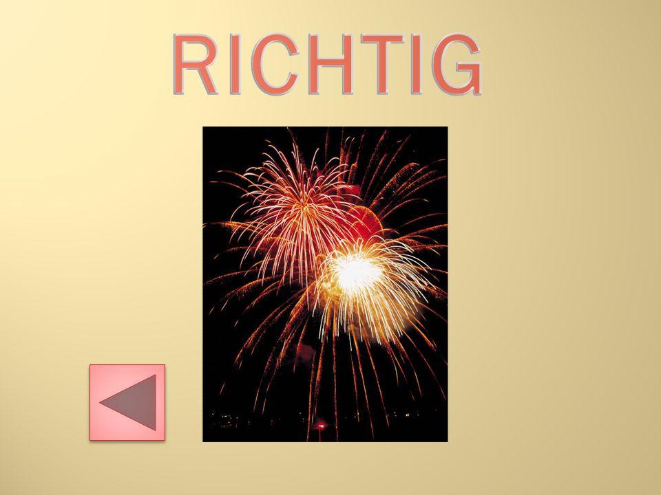 RICHTIG