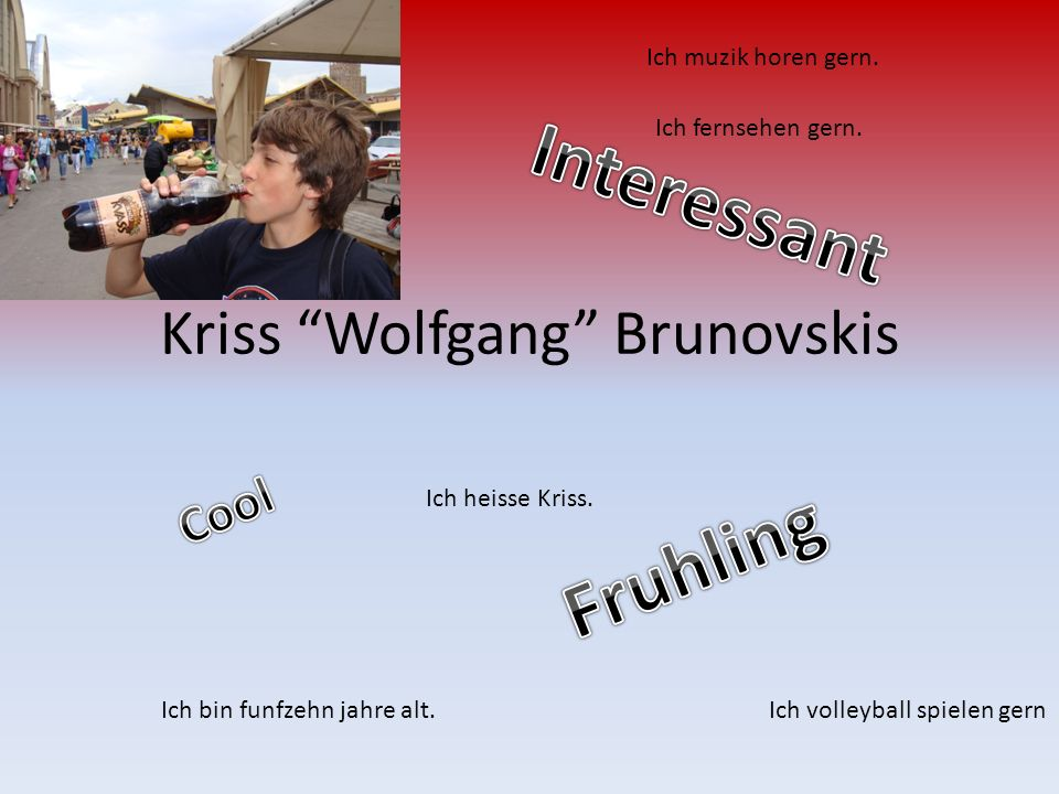 Kriss Wolfgang Brunovskis