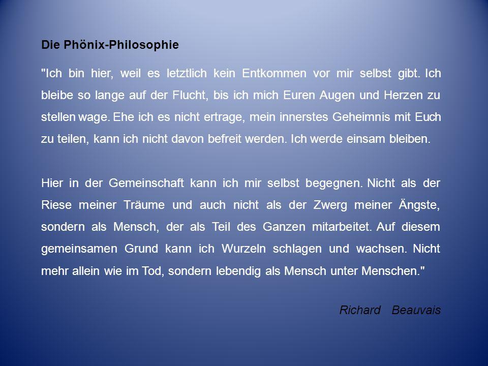 Die Phönix-Philosophie