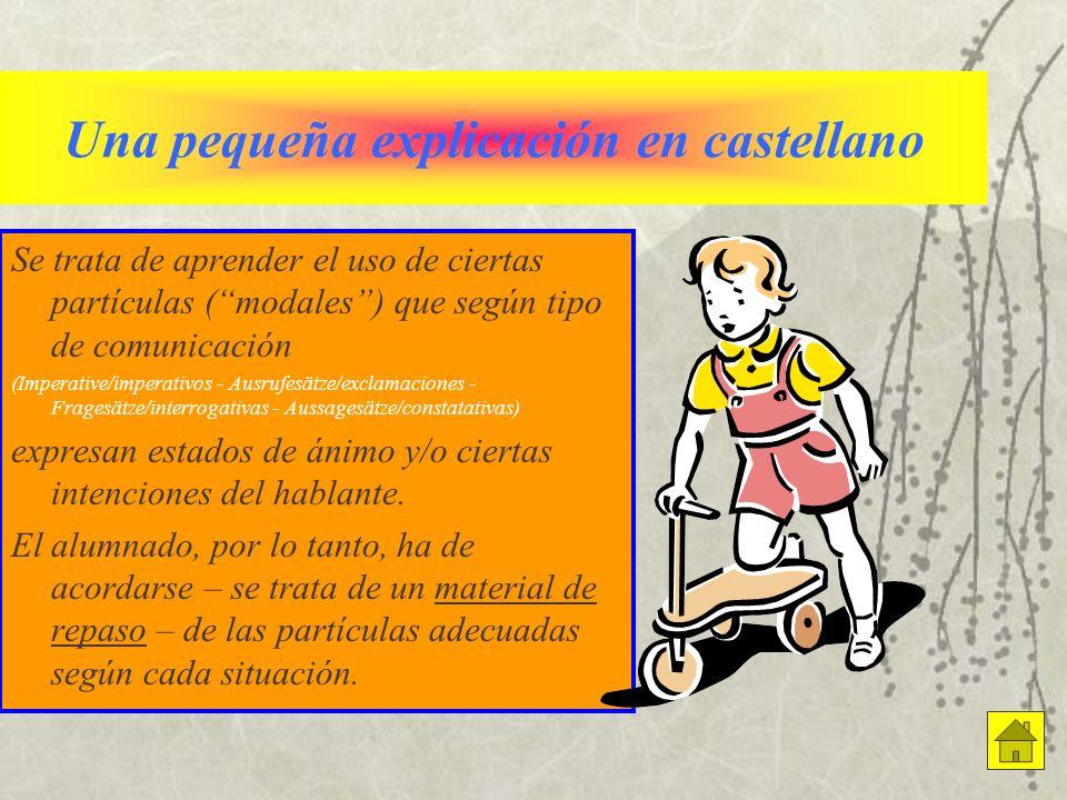 Una pequeña explicación en castellano