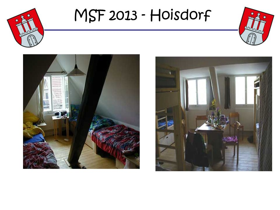 MSF 2013 - Hoisdorf