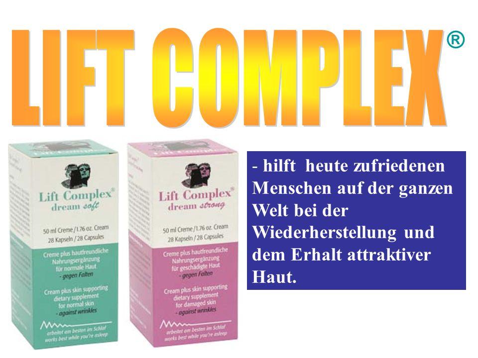 ® LIFT COMPLEX.