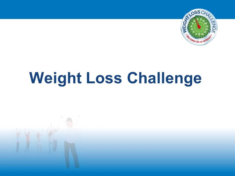 Weight Loss Challenge
