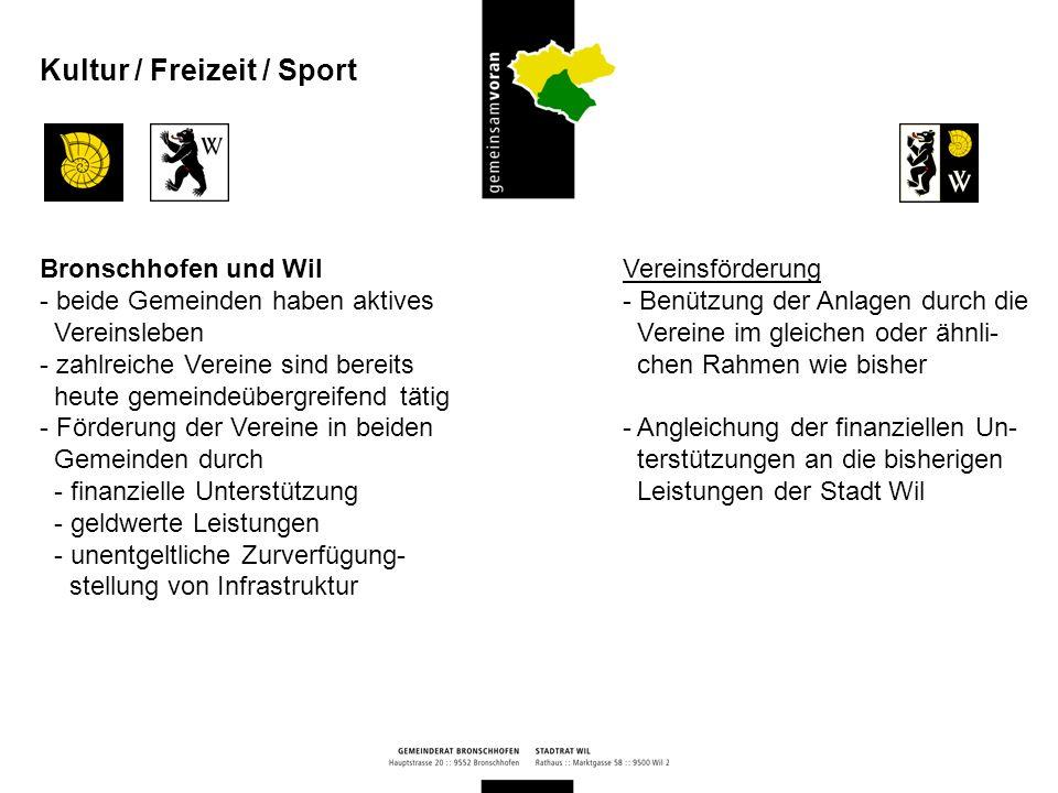 Kultur / Freizeit / Sport