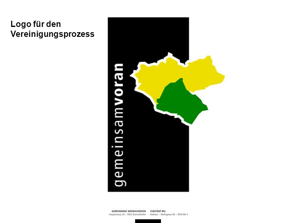 Logo für den Vereinigungsprozess