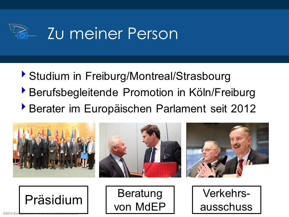 Zu meiner Person Präsidium Studium in Freiburg/Montreal/Strasbourg