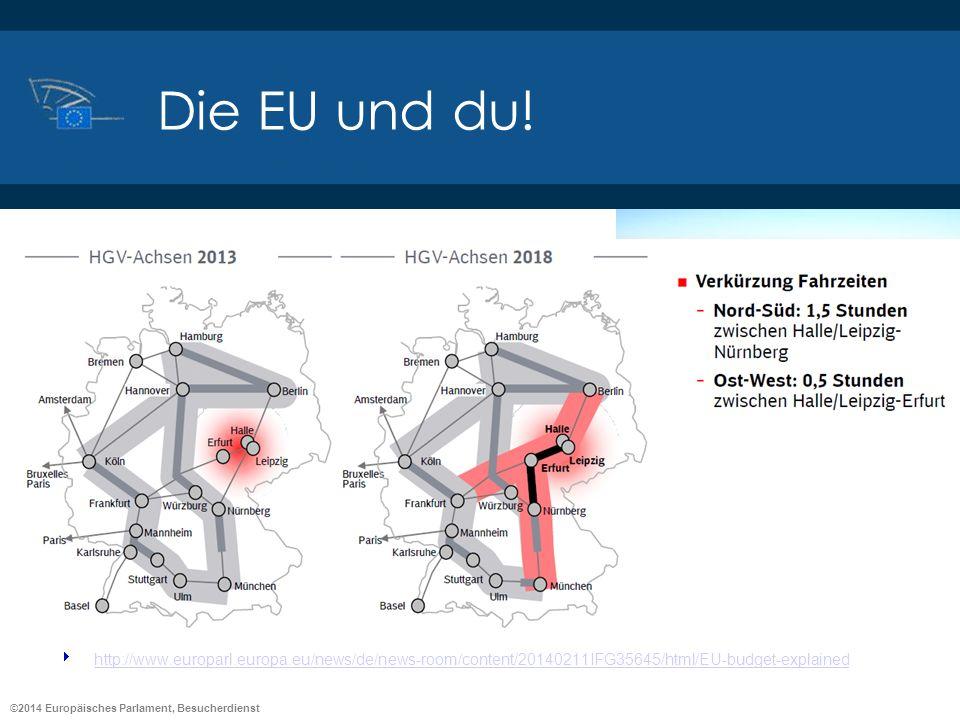 Die EU und du! Wie denken Sie über die EU Welche Vorteile sehen Sie