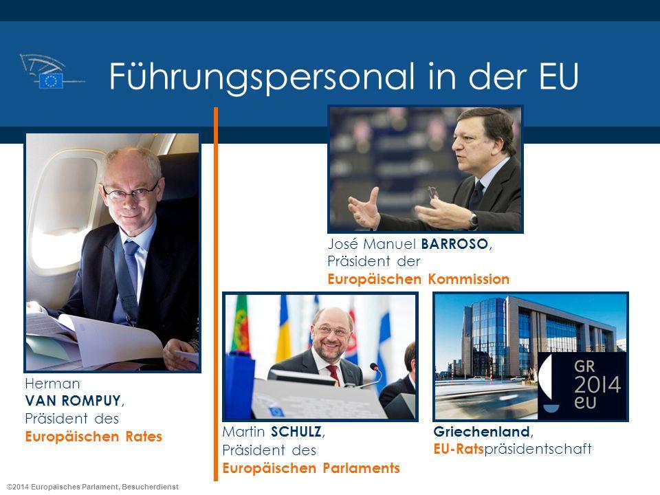 Führungspersonal in der EU