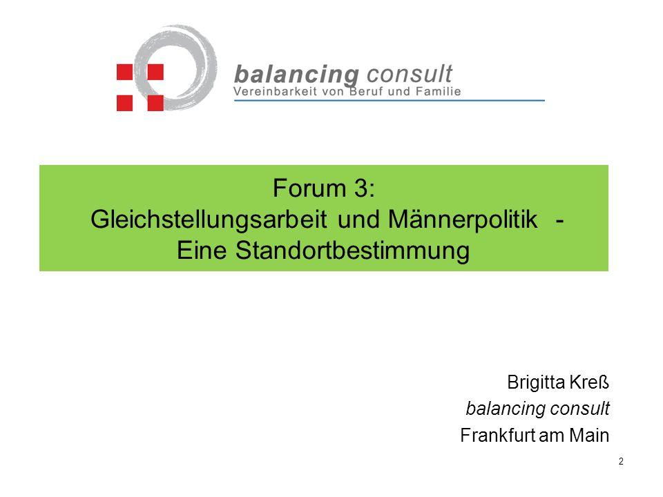 Brigitta Kreß balancing consult Frankfurt am Main