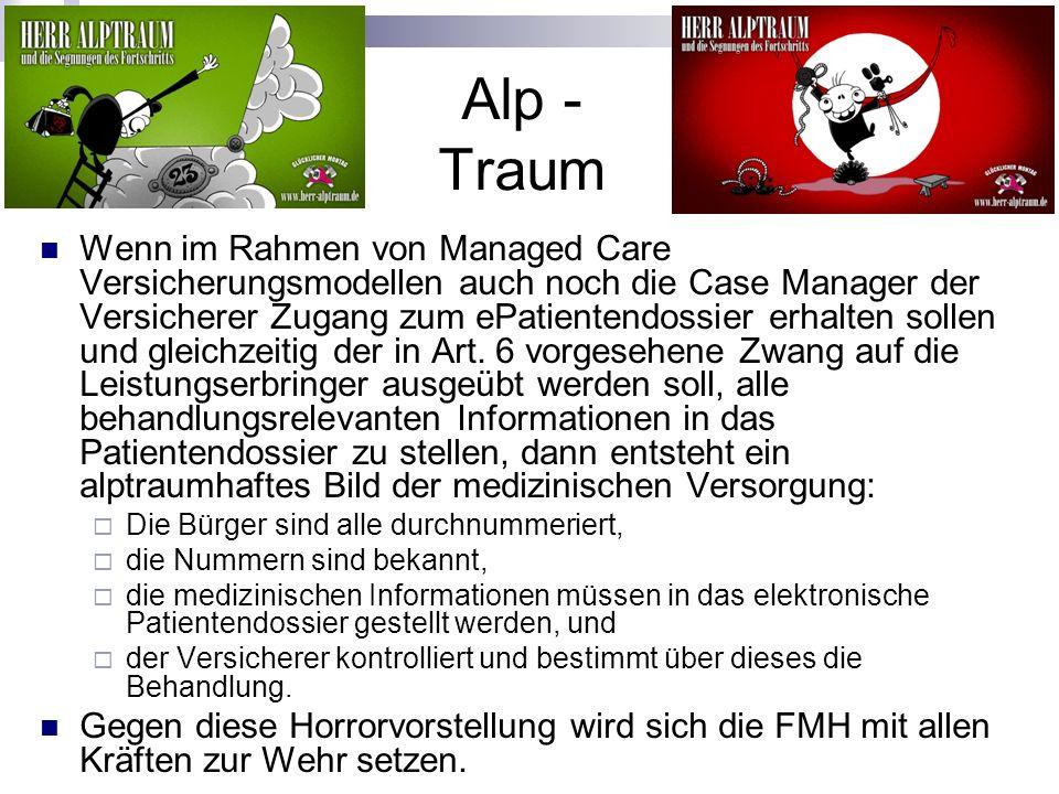 Alp - Traum