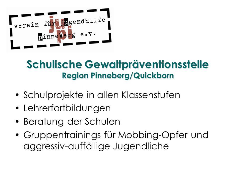 Schulische Gewaltpräventionsstelle Region Pinneberg/Quickborn