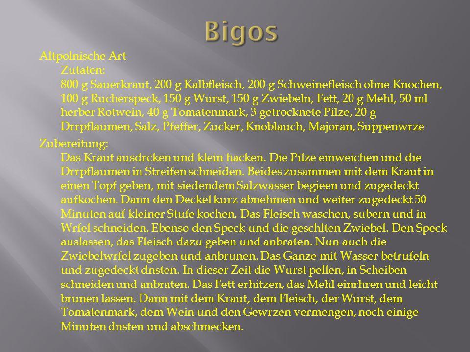 Bigos