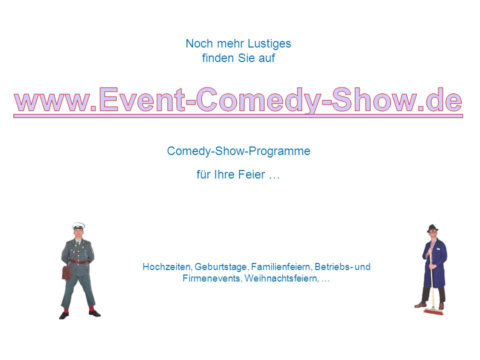 Comedy-Show-Programme