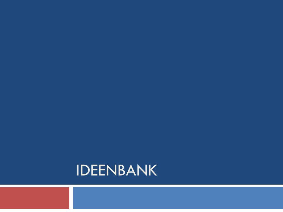 Ideenbank