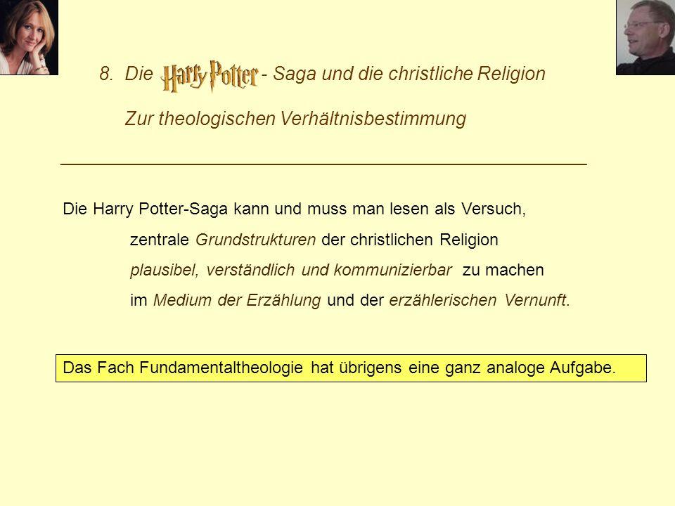 8. Die - Saga und die christliche Religion