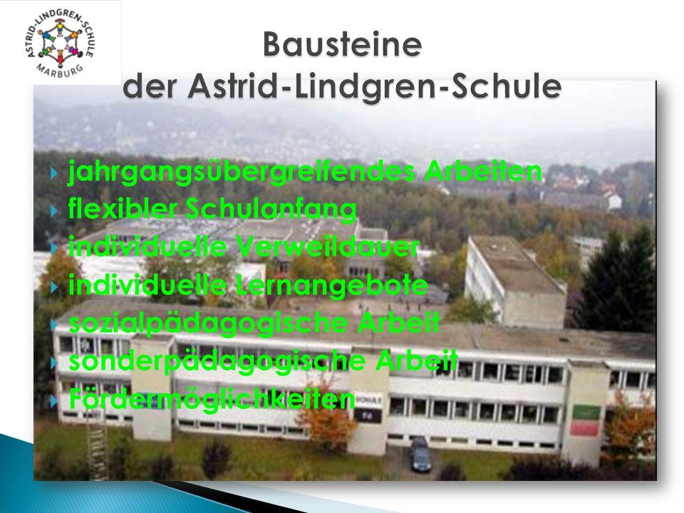 Bausteine der Astrid-Lindgren-Schule