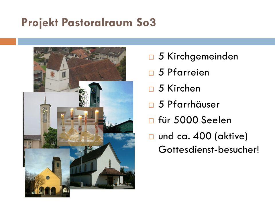 Projekt Pastoralraum So3