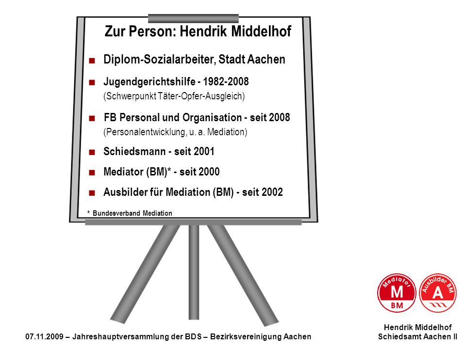 Zur Person: Hendrik Middelhof