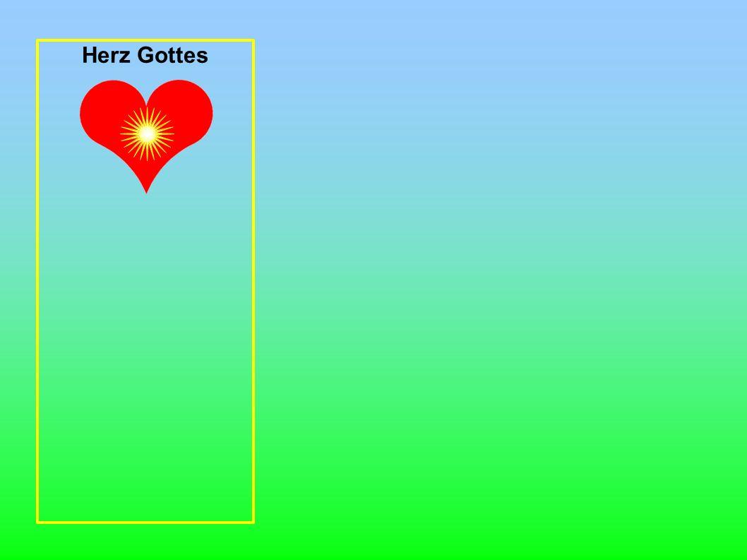Herz Gottes
