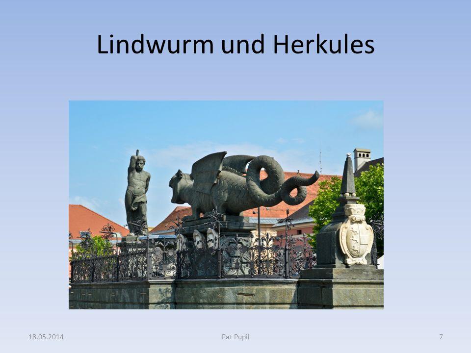 Lindwurm und Herkules 31.03.2017 Pat Pupil