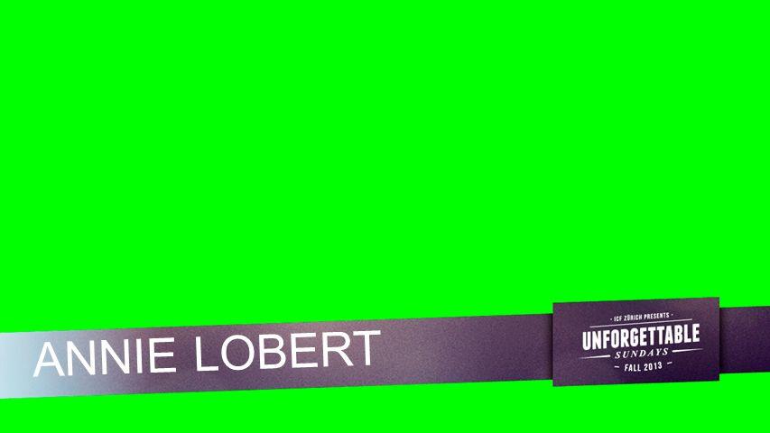 Background ANNIE LOBERT