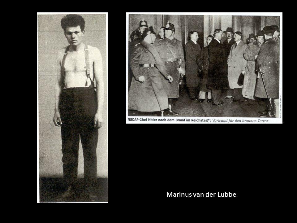 Marinus van der Lubbe