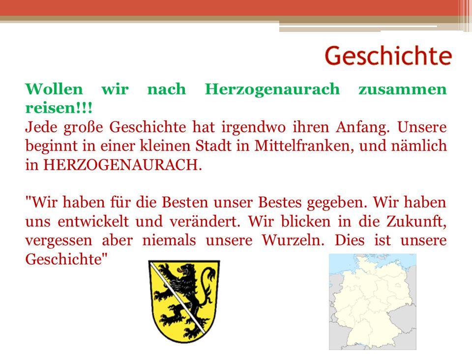 Geschichte Wollen wir nach Herzogenaurach zusammen reisen!!!