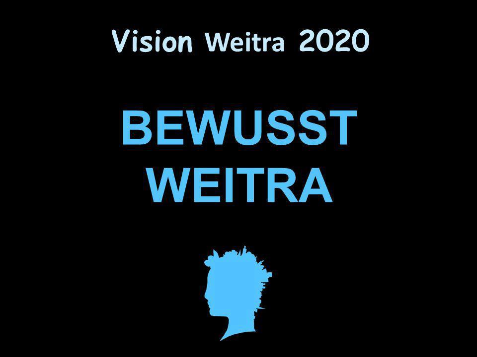 Vision Weitra 2020 BEWUSST WEITRA