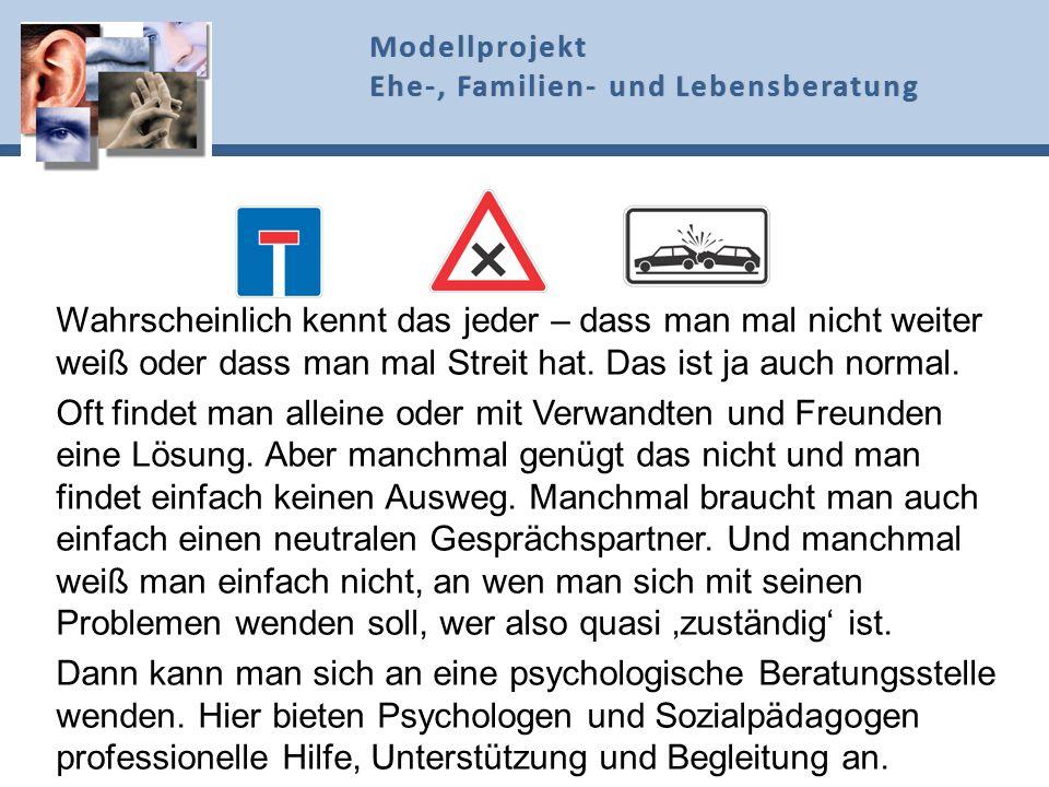 1. PSYCHOLOGISCHE BERATUNG